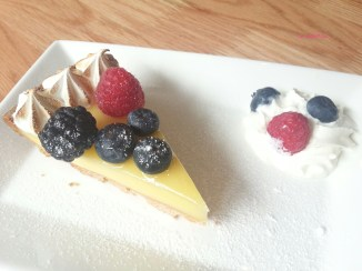 Journey of Love (Lemon Tart)